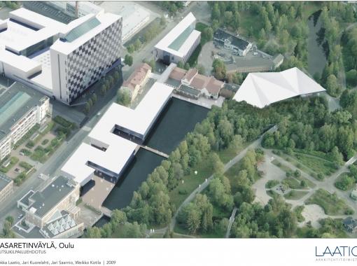 Lasaretinväylä Oulu
