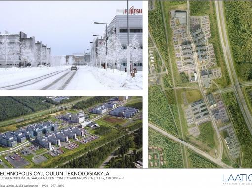 Toimisto- ja tuotantorakennukset