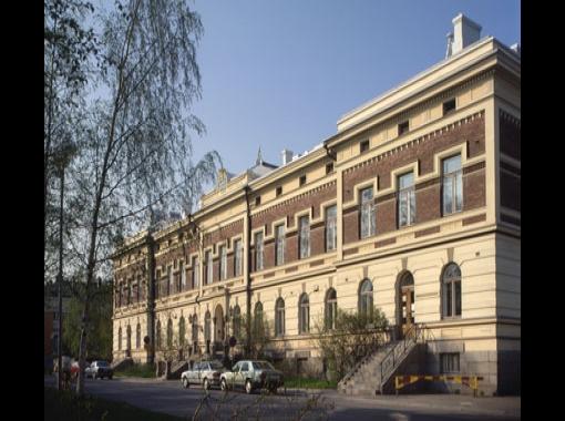 Oulun Lääninhallituksen päärakennus