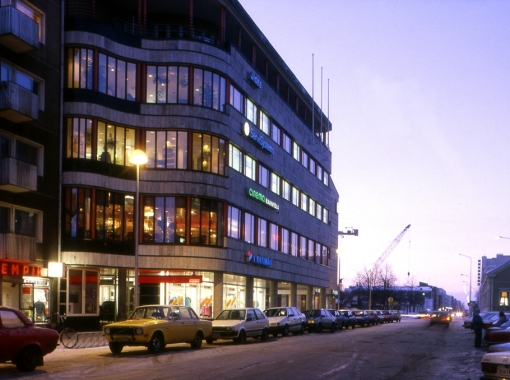 HALONEN -department store