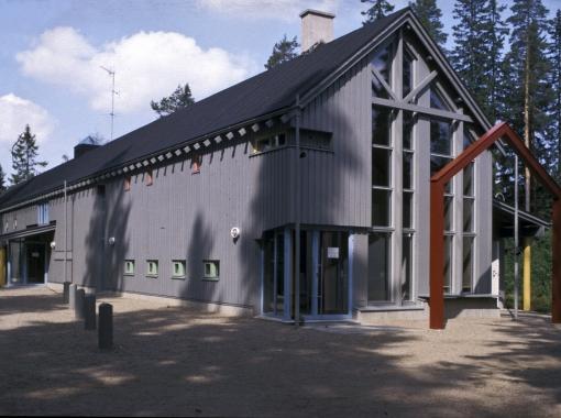 Seitsemisen kansallispuiston opastuskeskus